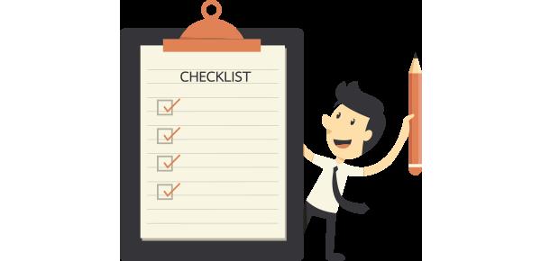 interview checklist